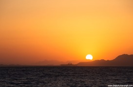 Sunrise at Sharm el-Sheikh