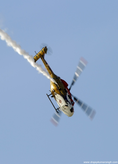 Sarang Helicopters, India