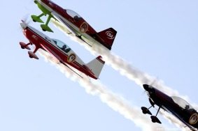Champions Aerobatic Show