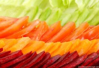Green healthy salad