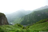 Caucasian Mountain ranges, Georgia