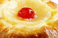 Pineapple Danish Pastries