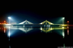 Sheikh Salman Causeway bridge, Bahrain