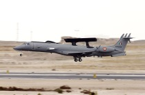 DRDO AEW&C on EMB-145 jet