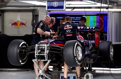 Red Bull Racing-Renault