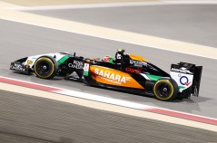 Sergio Perez -Force India
